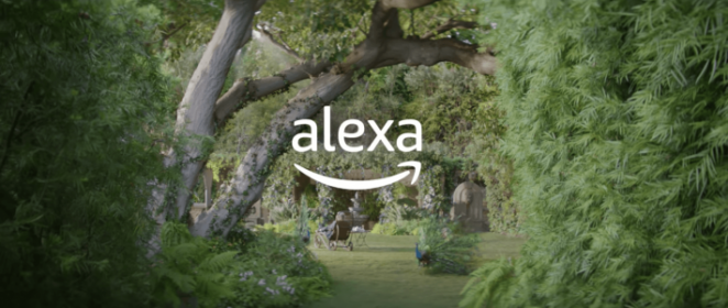 Alexa Super Bowl Commercial Screen Image