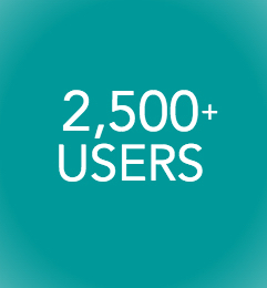 2,500 Bespoken Customers Image